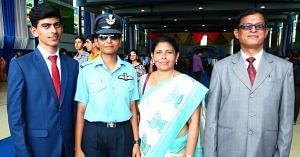 Karnataka first woman fighter pilot Meghana Shanbough