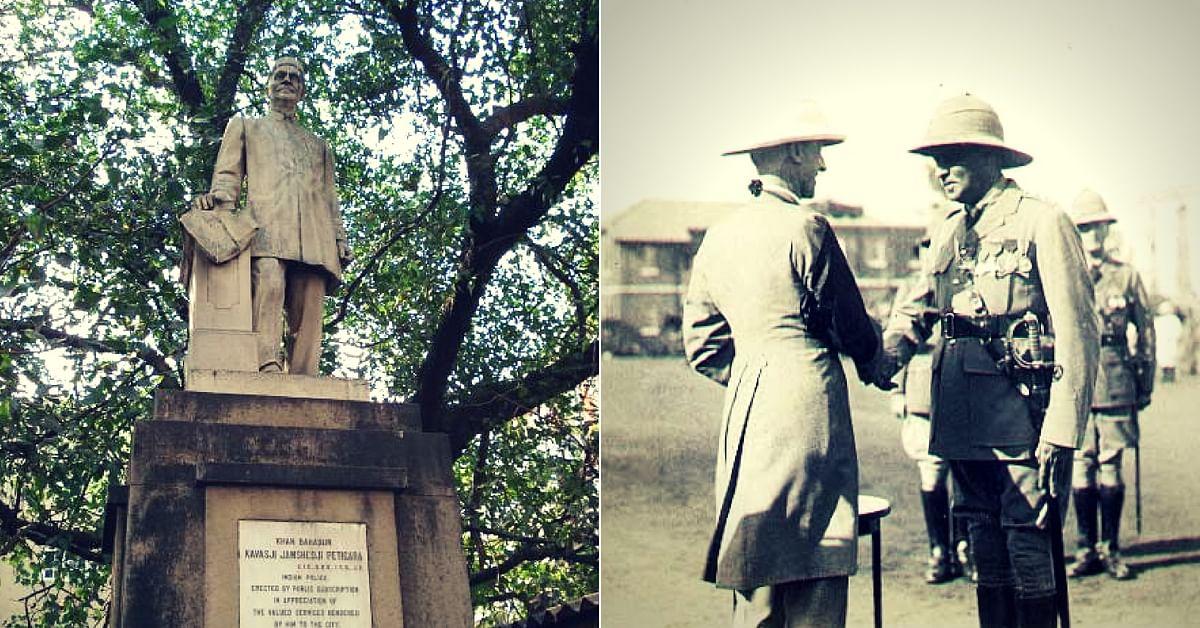 The Story of Kavasji Jamshedji Petigara,1st Indian to Head Bombay CID