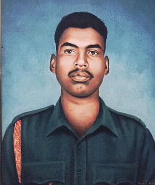 Lance Naik Albert Ekka (Source: Param Vir Chakra)
