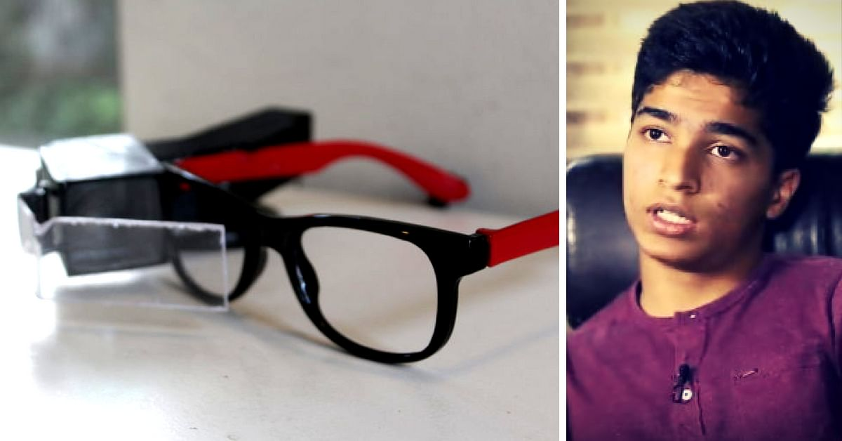 Delhi Teen Invents Glasses That Could Revolutionise How the Deaf Communicate!