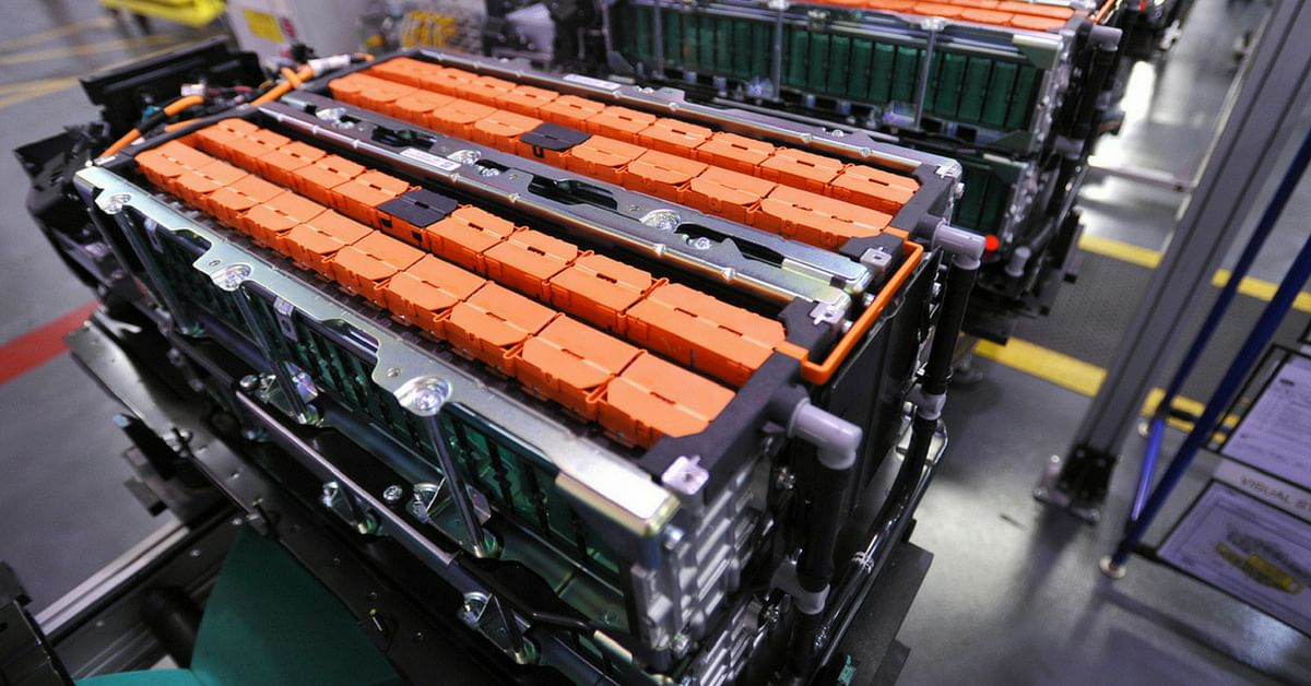 Lithium Ion Batteries to be indigenously produced in India