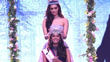 Miss India 2018, Tamil Nadu's Anukreethy Vas works for the betterment of transgenders. Image Credit: Anukreethy Vas
