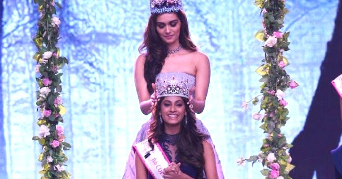 Miss India 2018, Tamil Nadu's Anukreethy Vas works for the betterment of transgenders. Image Credit: Anukreethy Vas