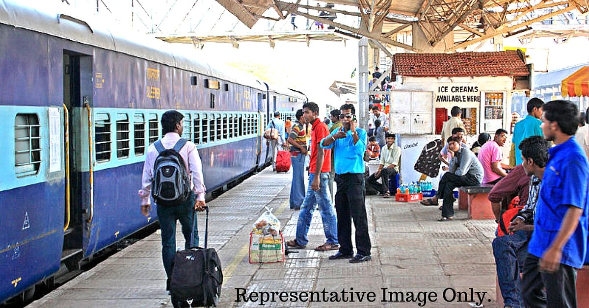 Passengers with waitlisted Railway tickets, will be allowed to board the train, subject to a confirmed passenger not showing up for the journey. Representative image only. Image Credit:- KalervoK
