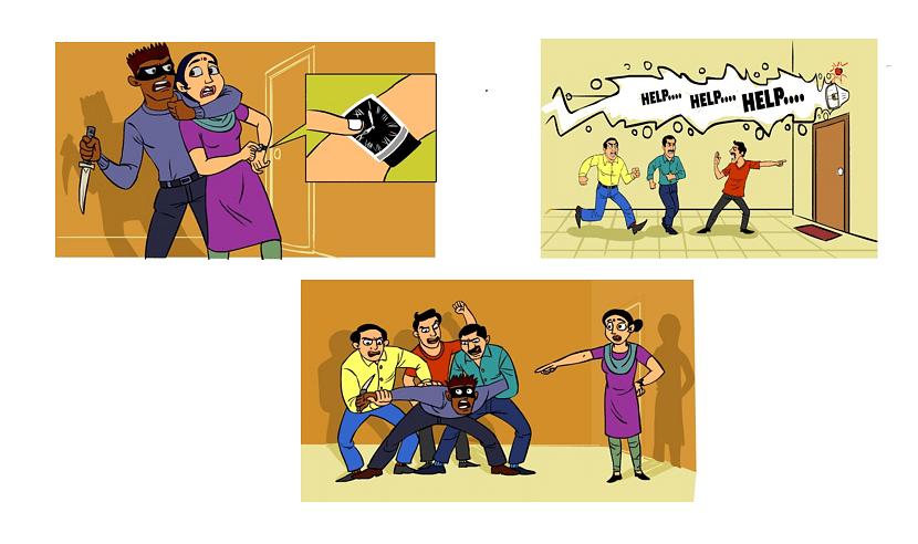 safety gadget chennai-engineer