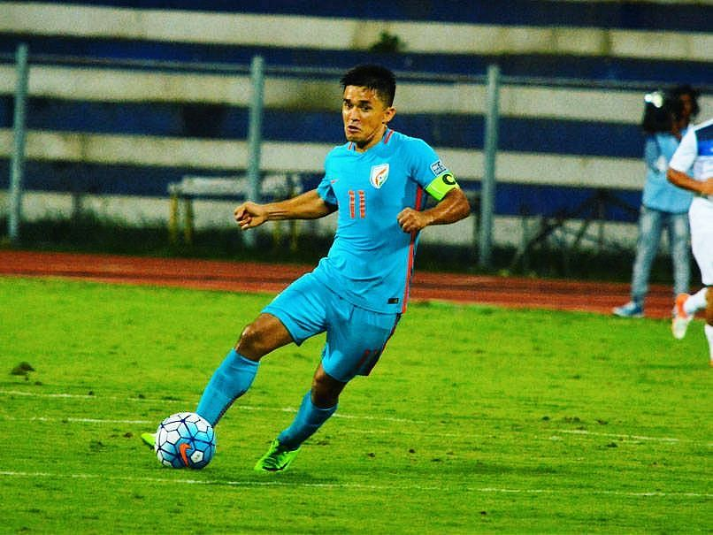 Sunil Chhetri (Facebook/Sunil Chhetri)