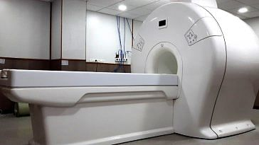 The MRI Scanner, developed by Voxelgrids and backed by the Tata Trusts, can significantly reduce the cost of MRI scans.Image Credit:- TATA Trusts