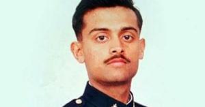 The brave Captain Thapar, a Kargil martyr, and a true hero. Image Credit: Ravendra Singh