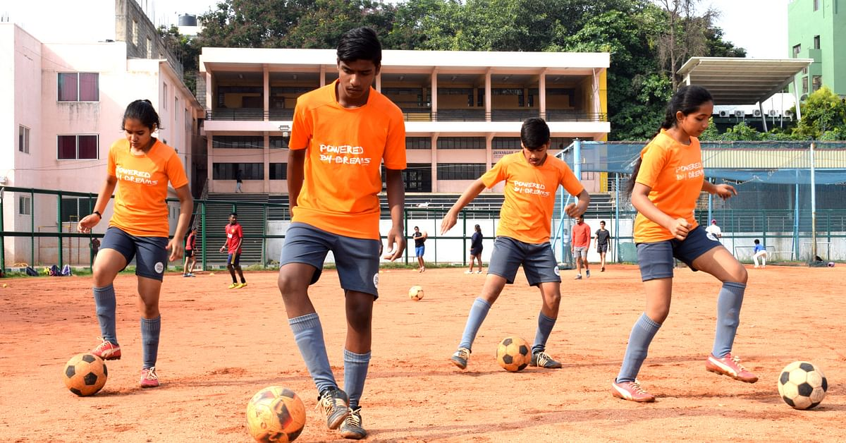 The kids from Bengaluru, are all set to attend the FIFA Football Festival in Russia.