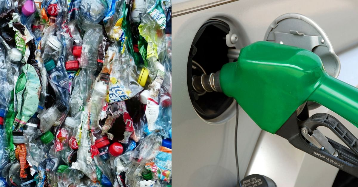 IIT Madras Students Turn Plastic Waste Into Fuel Using Solar Power!