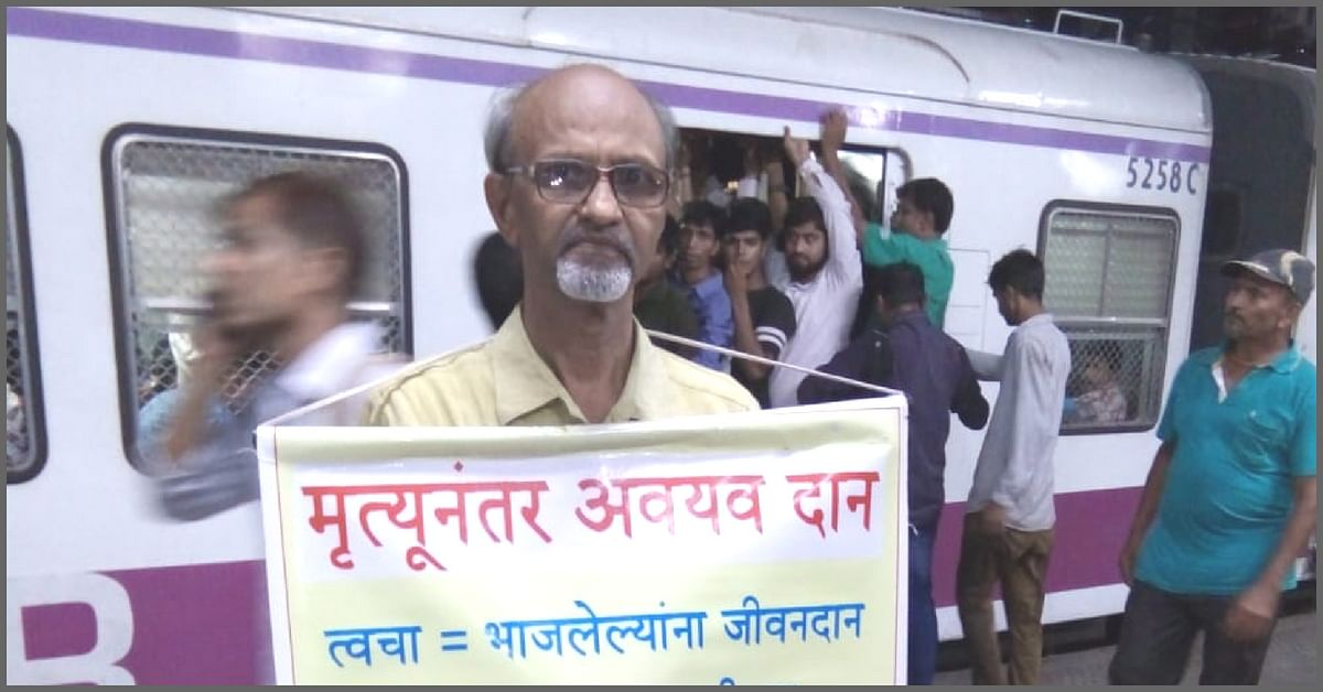 This Mumbaikar Serves Society Without Saying a Single Word! Here's How.