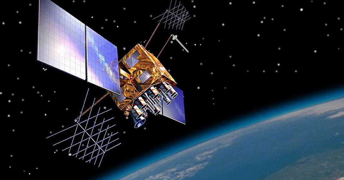 GPS satellite NAVIC Indias GPS system