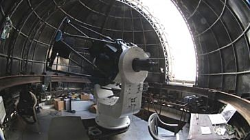Hanle Ladakh First robotic telescope of India
