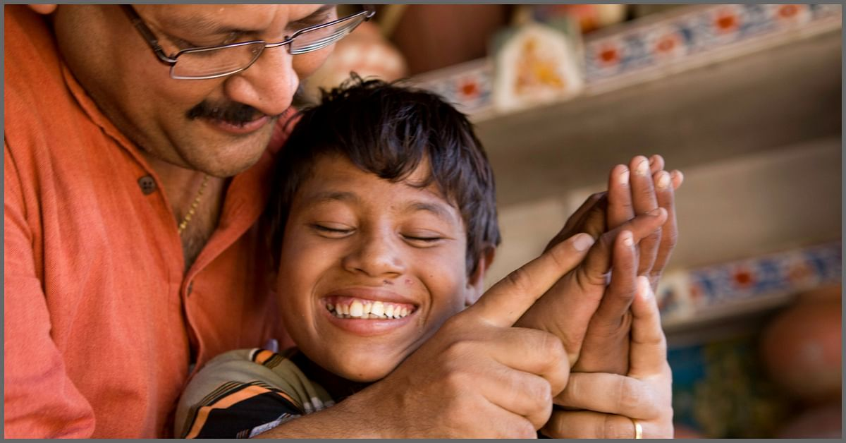 Think Being Deaf-Blind Hinders Learning? Ahmedabad-NGO Will Prove You Wrong!