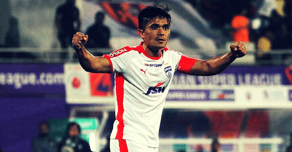 Exclusive: Sunil Chhetri on Football Superstardom and the Video That Changed It All