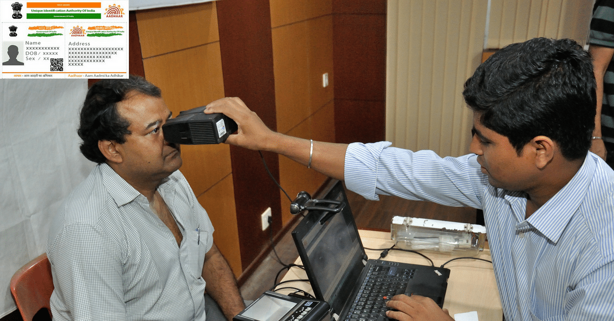 Submitted Your Biometrics for Aadhaar? Here's How You Can Lock/Unlock That Data