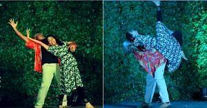 dancing couple kerala viral video