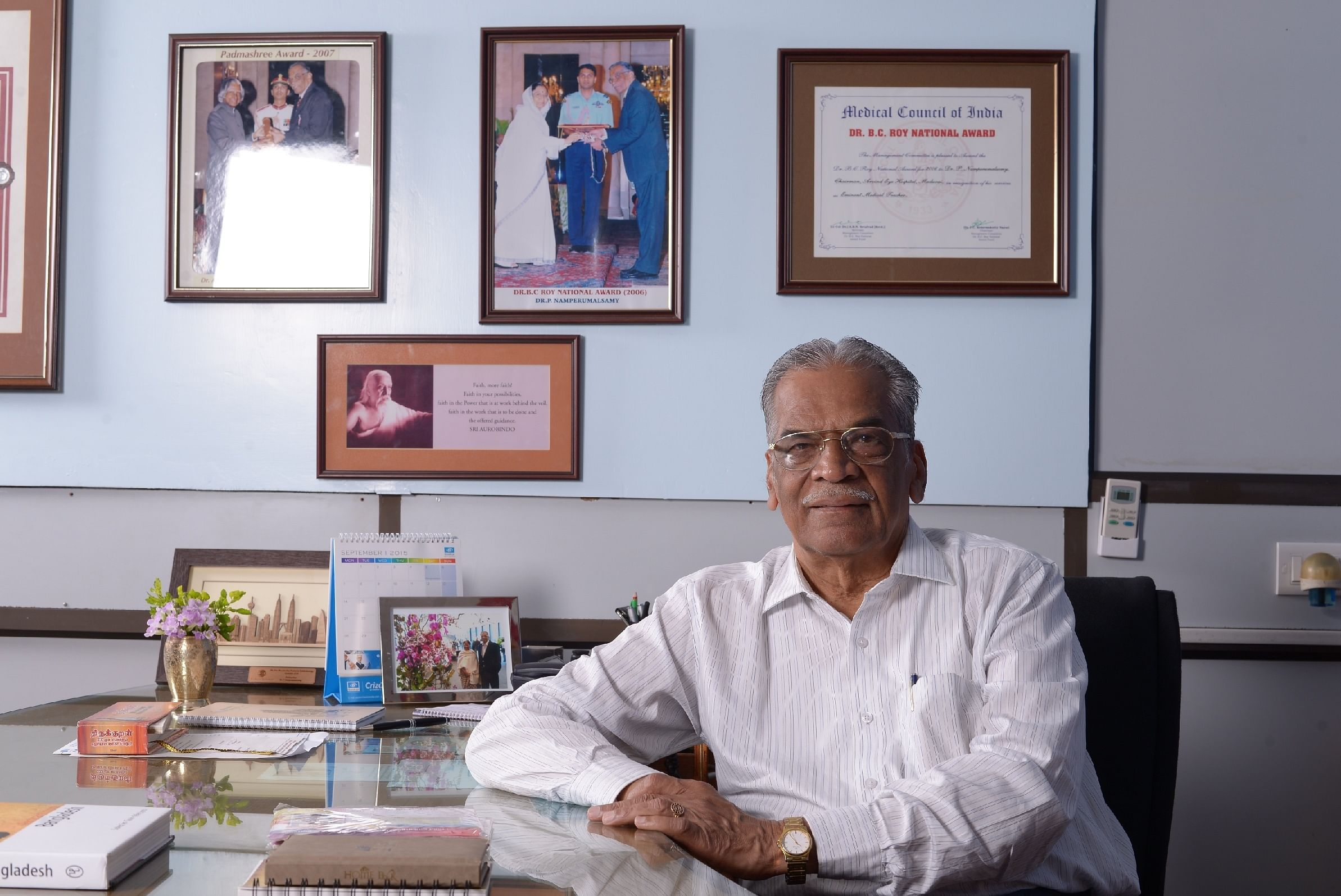 This Eye Doctor Was One of TIME World's 100 Most Influential People! Here's Why