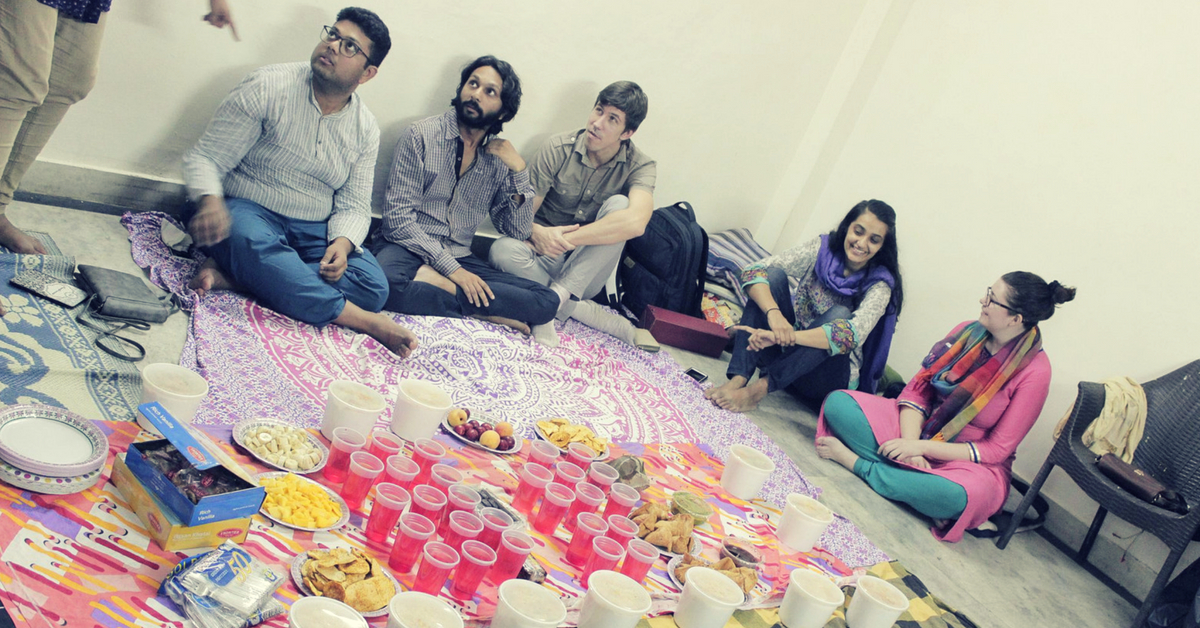 Barriers Broken: Iftar Held at Lucknow Temple, Another for Queer Youth in Delhi!