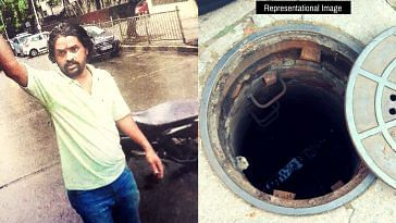 mumbaikar open sewer