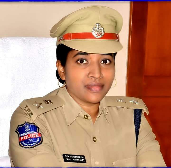 SP Rema Rajeswari (Source: The Better India)