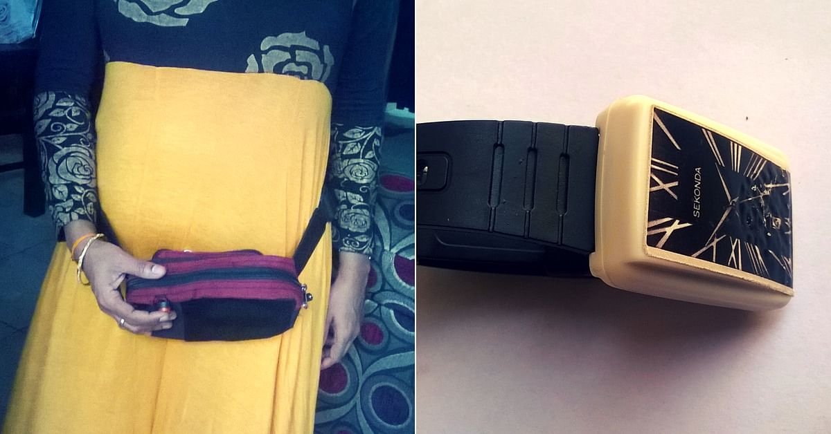 65-Year-Old Chennai Man Develops Safety Gadget To Help Women, Senior Citizens!