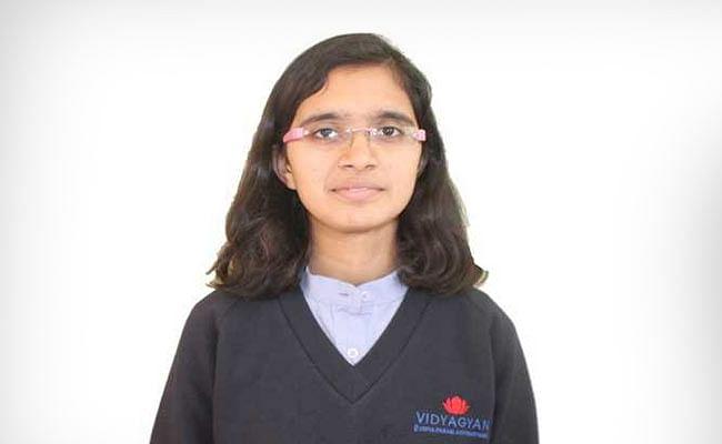 Sudeeksha Bhati (Source: VidyaGyan)
