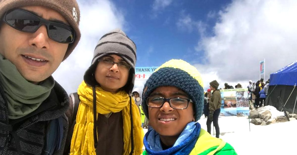 Bengaluru Family's Zero-Waste Trip to the Northeast Will Give You Major Travel Goals!