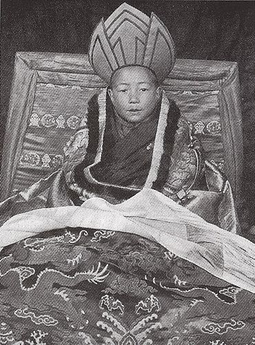 A young 13th Dalai Lama (Source: Facebook/13th Dalai Lama)