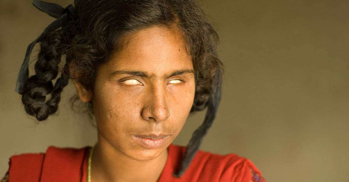 This Brilliant Project Is Making Education Accessible To India's Visually Impaired.