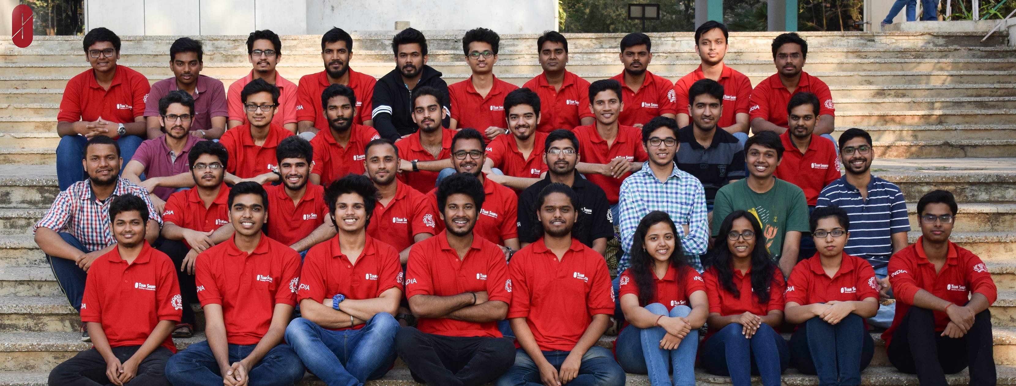 Team Shunya IIT Bombay Solar House china decathlon