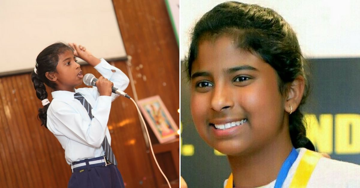 Why a 14-YO Haryana Girl Is Giving Motivational Speeches to IAS Officers!