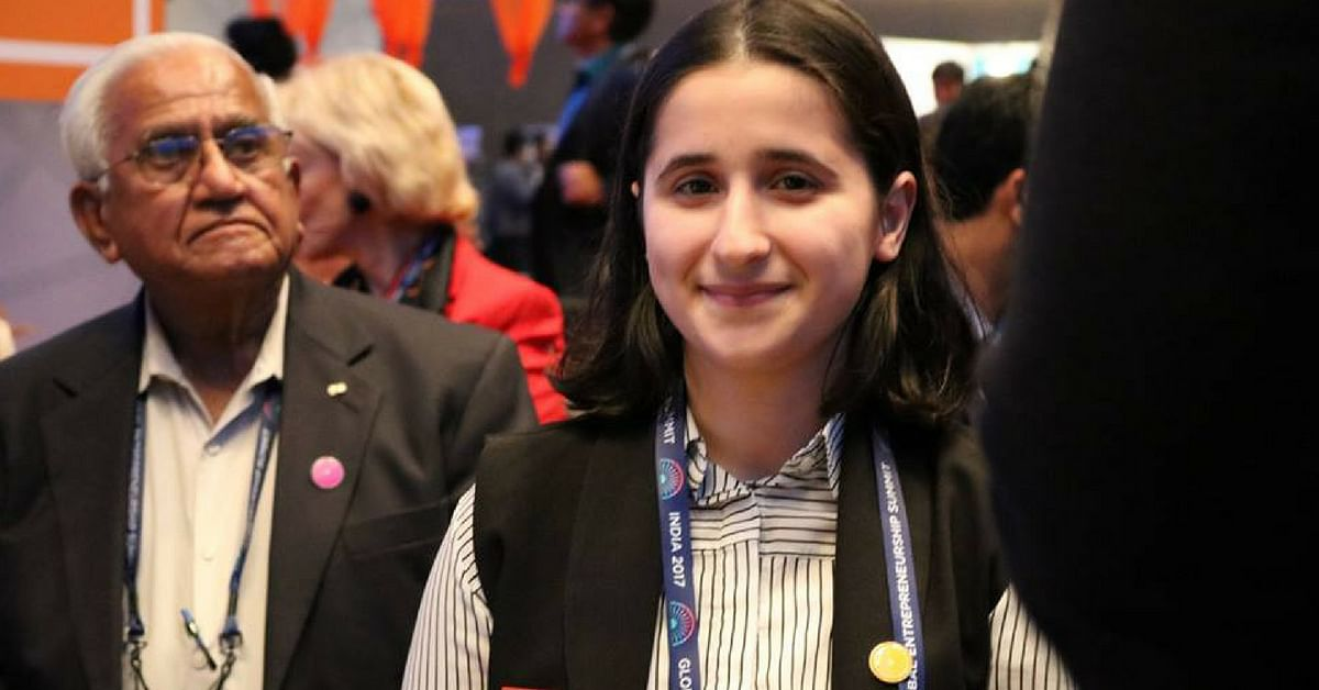 Electricity from Rain: 15-YO Azeri Girl's Low-Cost Innovation Spells Hope For India
