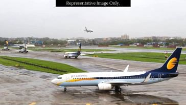 A passenger suffered a heart attack on a Jet Airways Mumbai-London flight.Representative Image Only. Image Credit: Jet Airways.