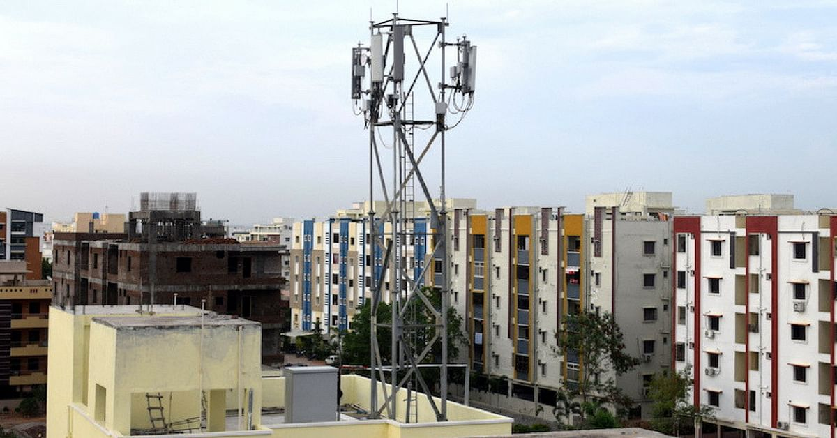 Authorities in Delhi, can visit your home to check whether cell tower radiation levels are harmful.Photo Source