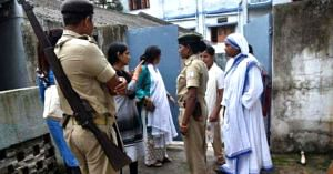 For representational purposes. The Jharkhand police conducted door-to-door searches disguised as NGO workers using local intelligence, detailed call record analysis and standard technical surveillance and found the children. (Source: Facebook/Catholic Television of Nigeria)