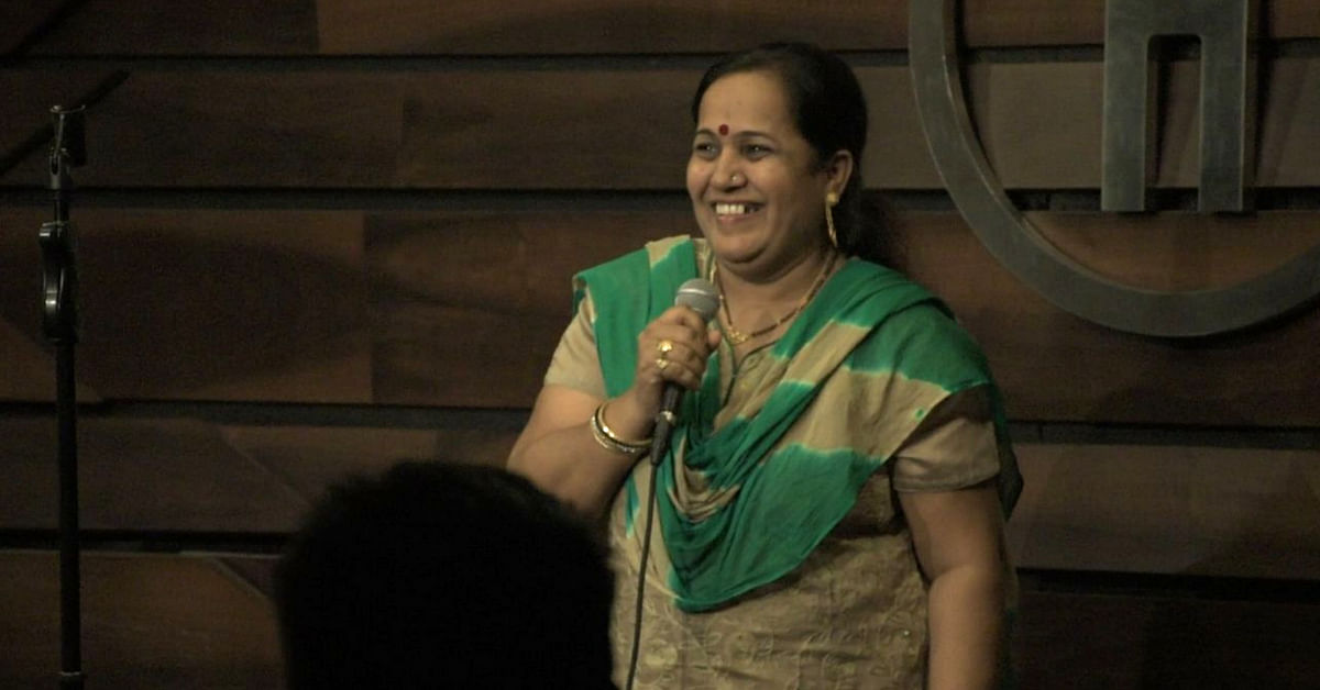 Exclusive: This Mumbai Woman Is a Domestic Help by Day, Stand-Up Comic by Night!