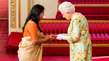 Exclusive_ Meet the 24-YO Mumbai Girl Just Awarded by the Queen of England! (1)