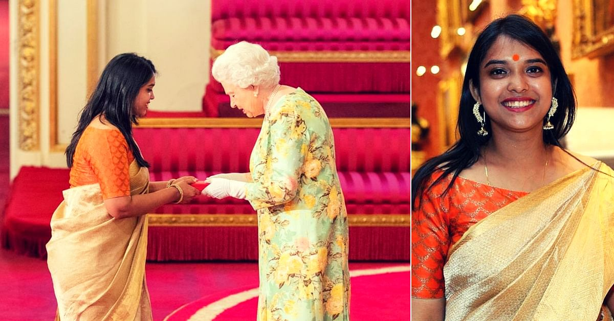 Exclusive_ Meet the 24-YO Mumbai Girl Just Awarded by the Queen of England! (2)