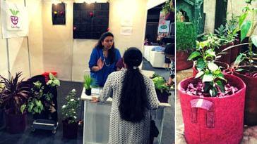 Grow bags Mumbaikar Niyati
