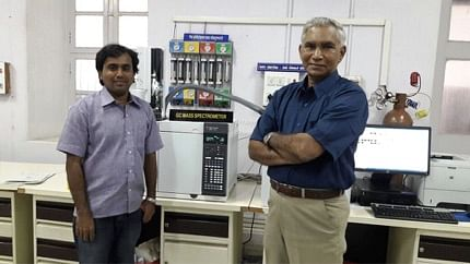 Researchers at Central Food Technological Research Institute, Mysore.