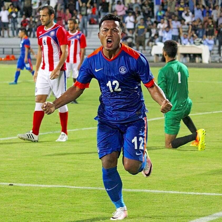 Jeje Lalpekhlua: The biggest star of Mizo football. (Source: Facebook/Jeje Lalpekhlua)
