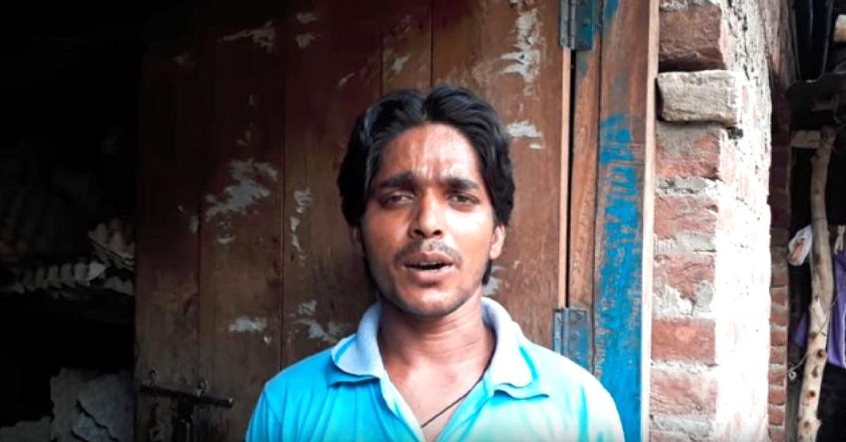 Kaushal Nishad, from UP, has shot to fame thanks to his amazing YouTube videos. Image Credit: Nishad Music bhojpuri