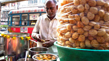 Kolkata truly provides the best street-food experience in India.