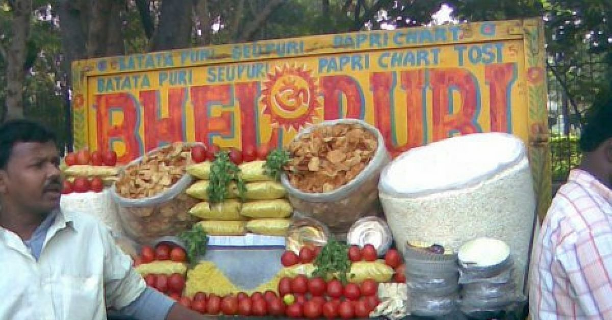 Kolkata's Bhel Puri- an adventure for your taste buds.Image Credit-Wanas Ahmed
