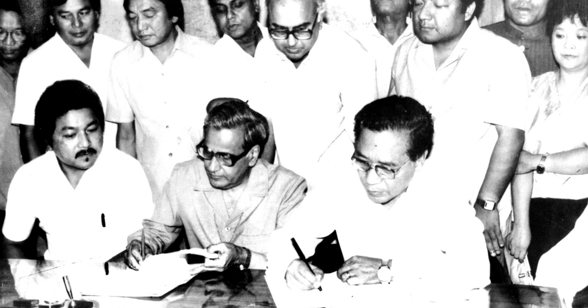 Mizo Peace Accord: The Intriguing Story Behind India's Most Enduring Peace Initiative!