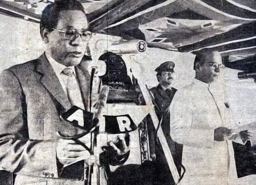MF was born on OCtober 22, 1961, under the leadership of Pu Laldenga. (Source: PIB)