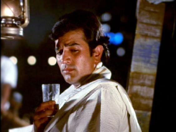An iconoc still of Rajesh Khanna. (Source: Facebook/Rajesh Khanna)