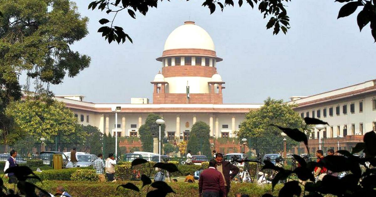 Supreme Court of India. (Source)