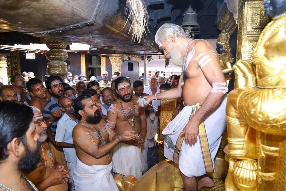 (Source: Sabarimala Ayyappa Temple)
